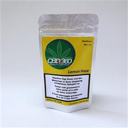 CBD360 Lemon Haze