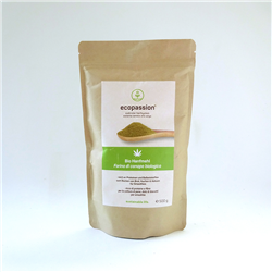 Organic Hemp seed flour