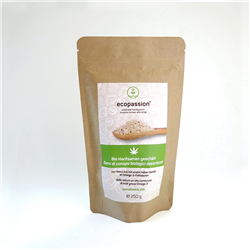 Dehulled Organic Hemp Seeds
