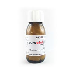 Purecbd caps 10 mg