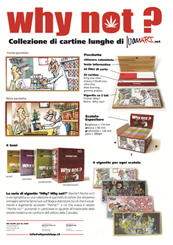 Cartine why not? Scatola tema Ambiente