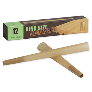 Jware Conical Tubes King Size unbleached