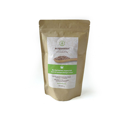 Whole organic hemp seeds