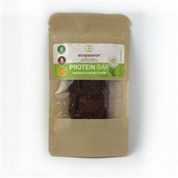 Protein Bar Canapa e Cacao crudo