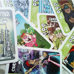 Growerz  The Cardgame