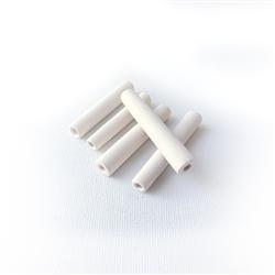 Ceramic filter tips