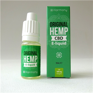 E-liquid Original Hemp CBD 100 mg