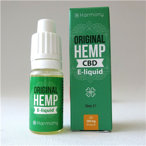 E-liquid Original Hemp CBD 300 mg