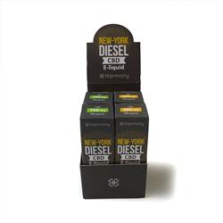 E-liquid New York Diesel CBD 100 mg