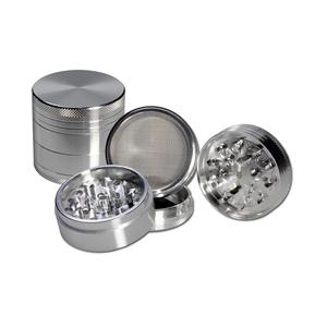 Grinder in alluminio anodizzato