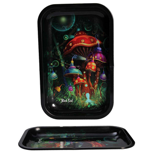 Rolling Tray Mushrooms