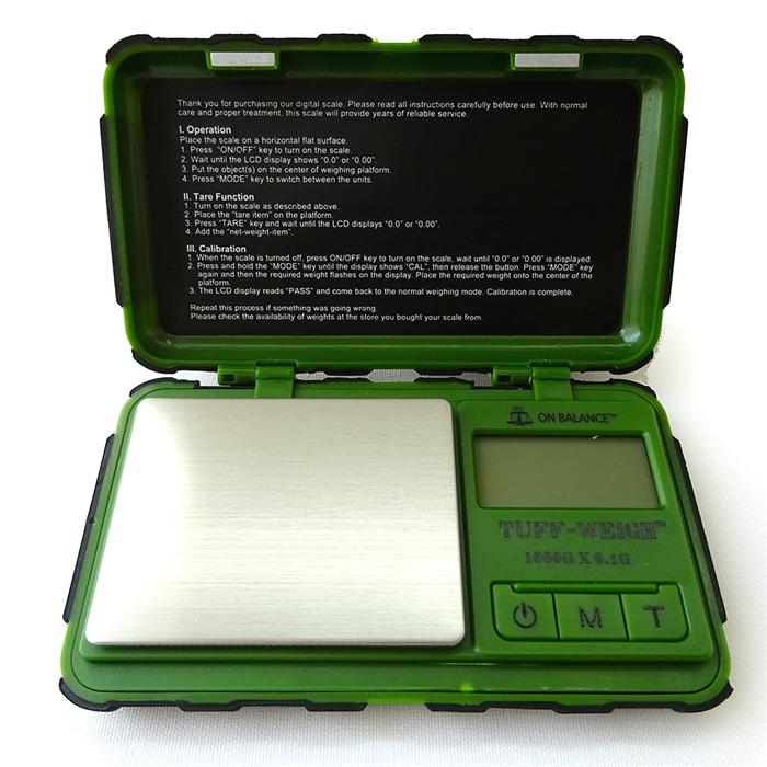 Bilancia digitale BLscale Tuff-Weigh 1000GR