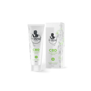 Dr. Kent Glucosamine Cream with CBD