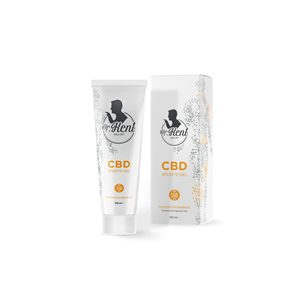 Dr. Kent Sports Gel with CBD