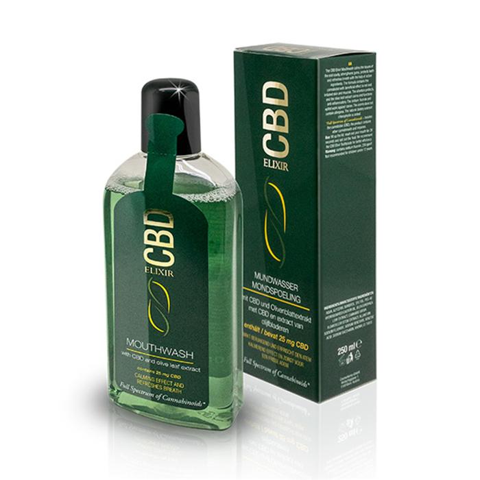 Colluttorio CBD Elixir