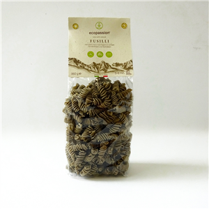 Organic Hemp Fusilli pasta