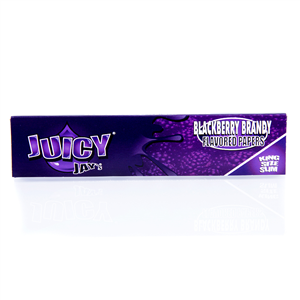 Cartine Juicy Jays Blackberry Brandy