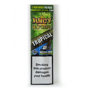 Hemp Wraps Tropical