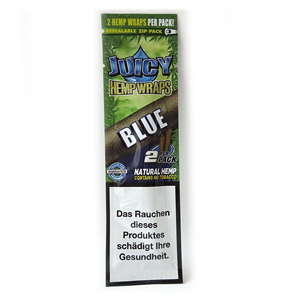 Hemp Wraps Blue