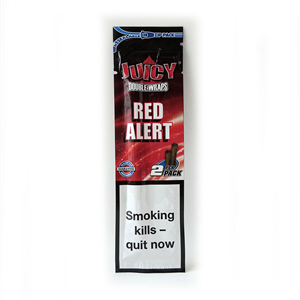 Hemp Wraps Red Alert