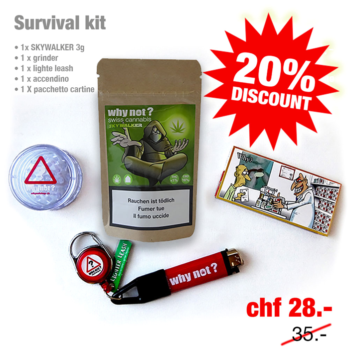 why not? Survival Kit
