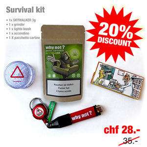 Survival Kit why not?