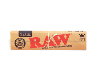 Cartine RAW Classic King Size Slim