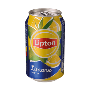 Stash Can Lipton ICE TEA - 330ml