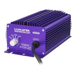 Lumatek Ballast elettronico dimmerabile 250W/400W