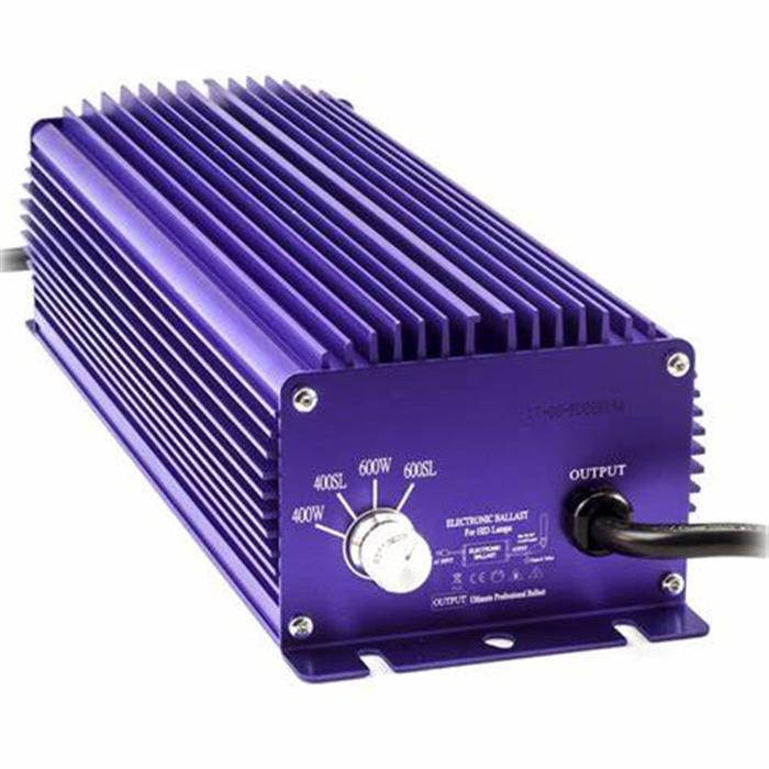 Lumatek 400W/600W digital ballasts dimmable