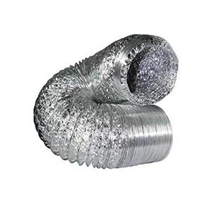Condotta in alluminio flessibile 150 mm