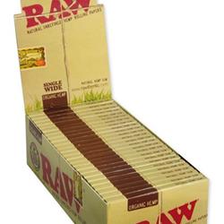 RAW Cartine organiche corte