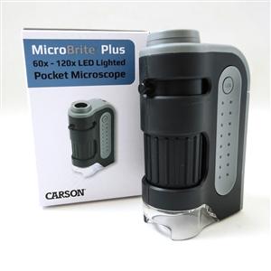 Microscopio tascabile Carson MicroBrite Plus MM-300