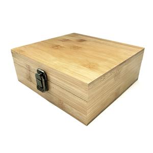 Spliff Box Wooden Rolling Tray + Box